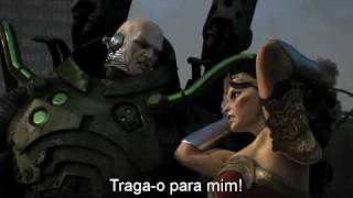 DC Universe Online - Who Do You Trust Trailer HD - LEGENDADO(Br).avi