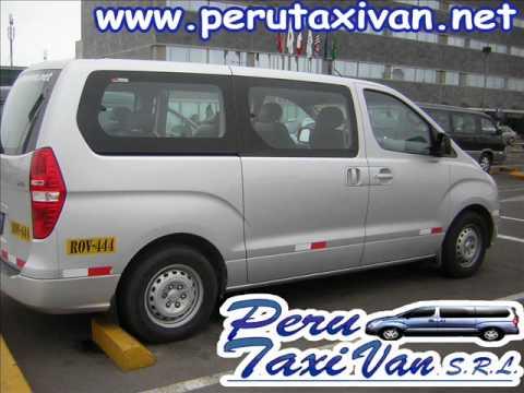 Transporte Privado , Peru Taxi Van Lima Aeropuerto Transporte Remisse