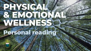 Physical and Emotional Wellness