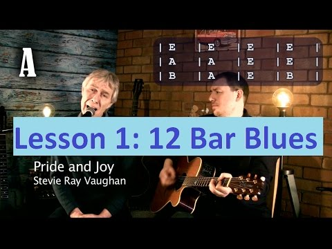 Blues Songwriting Course Lesson 1  12 bar blues