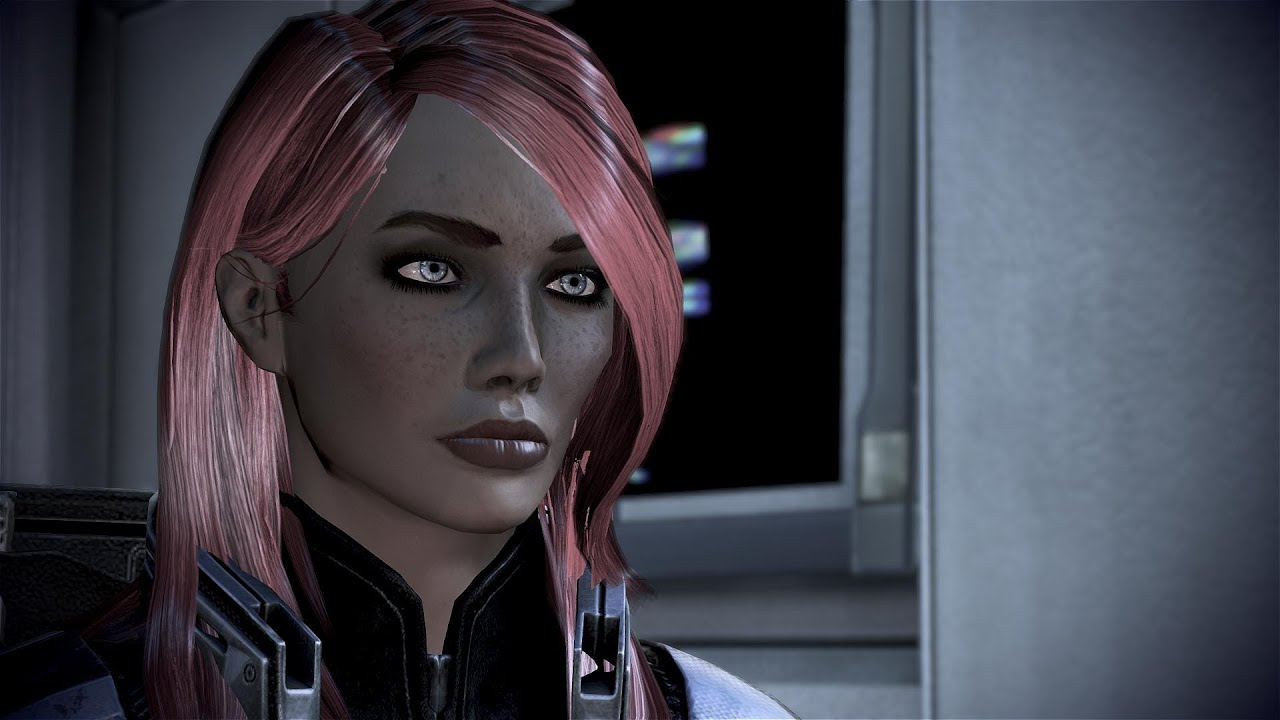 Mass Effect 3 Jacob Taylor Romance HD Español