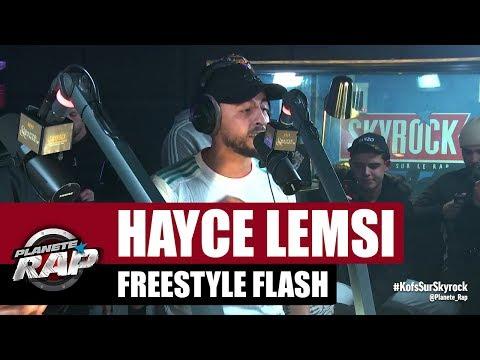 Youtube: Hayce Lemsi – Freestyle flash #PlanèteRap