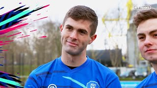 Champions League Goals Recreated: Christian Pulisic
