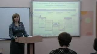 Публичная презентация опыта работы Каменевой И А , 2013