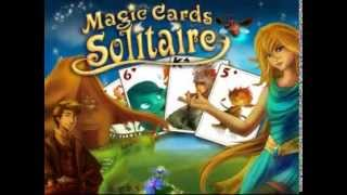Magic Cards Solitaire Gameplay