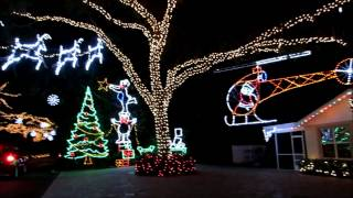 John Staluppi's Christmas Lights 2013