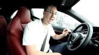 Тест драйв Audi S5