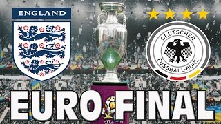 FIFA 15 Liverpool Career Mode EURO FINAL GERMANY Vs ENGLAND NEW TRANSFERS 287