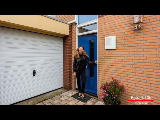 Nieuw in de Verkoop: Rijsdijk 106 te Etten-Leur