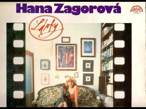 LÁVKY (celý album) - Hana Zagorová (1984)_Rip vinyl LP