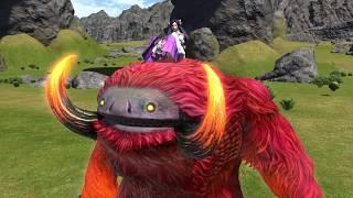 Download Ffxiv Stormblood 4 5 Sabotender Emperador Lol Mount MP3