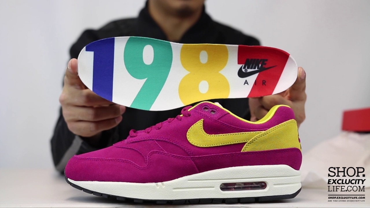 nike air max 1 premium dynamic berry