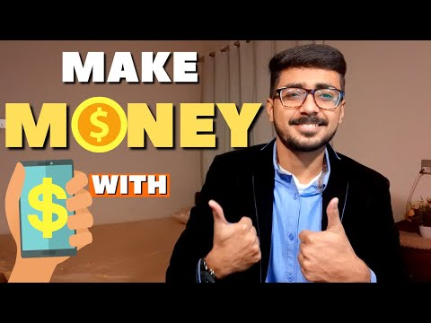 5 Ways To Earn Money Online From Mobile | Earn Money Online 2021 | Make Money Online 2021
