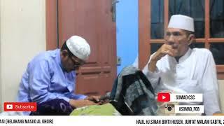 Qasidah Da'uni + Sholatullahi Wasalaam (Full HD) - Habib Abdullah Bin Ali Bin Sholeh Al Atthas