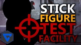 Stick Figure : Test Facility | Animaciones Epicas De Stickmans