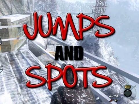 Black Ops: Jumps & Spots On Summit