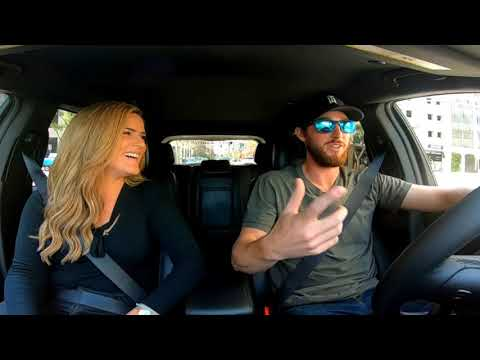 Ride-Along with Bryan Mitchell