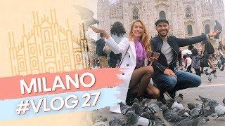 Milano Milano! Gözler Yine Üzerimizde | Vlog #27 | İmge Gürsoy