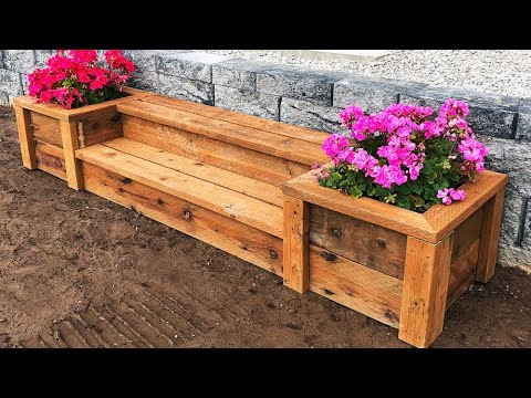 DIY Planter Steps