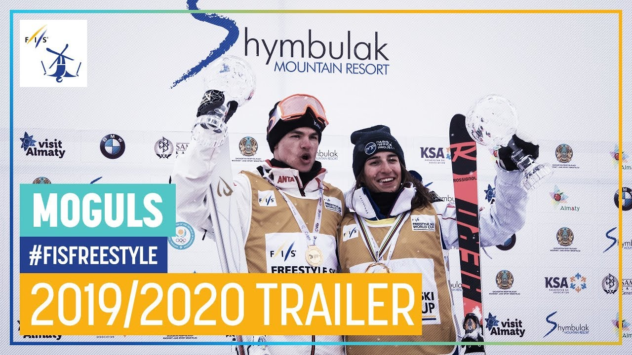 Freestyle Skiing At The 2020 Olympic Winter Games.Moguls 2019 2020 Season Trailer Fis Freestyle Skiing