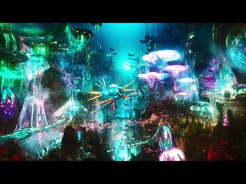 Kingdom Of Atlantis   Aquaman [4k, IMAX]
