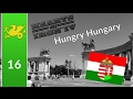 Hearts of Iron 4 Hungry Hungary BOOSTED AI [16]