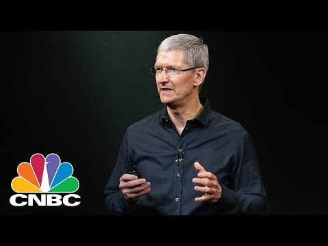 Apple To Create 20,000 Jobs Over The Next 5 Years | CNBC