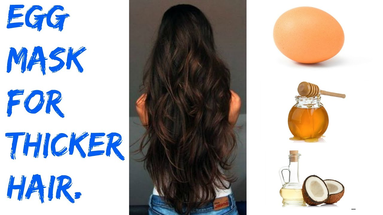 How To Get Your Hair Thicker Naturally