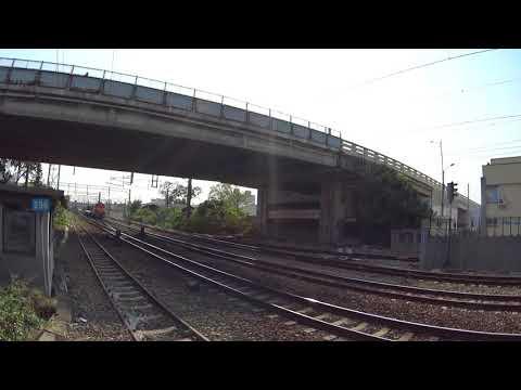 Taiwan EMD G12 Freight Train