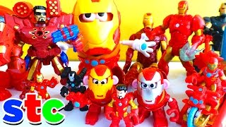 Mr Potato Head Marvel Avengers Collection Ironman