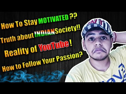 The Truth About Being an Indian Dreamer (Must Watch For Teens) | Sundays Madness With KingAnBru #2