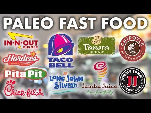 Paleo Fast Food Choices! - Mind Over Munch
