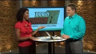 Brain Chase on Time Warner Cable News, May 28, 2014