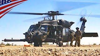 【特殊作戦型】MH-60Mブラックホーク - 160th SOAR ナイトストーカーズ