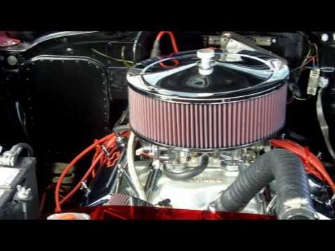 1957 Chevy Bel Air 350 4 Speed Classic Muscle Car for Sale in MI Vanguard Motor Sales