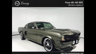 1824 | 1965 Ford Mustang GT Fastback Shelby Eleanor Resto-Mod | Scottsdale, AZ