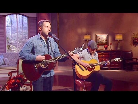 Brandon Heath: No Turning Back (James Robison / LIFE Today)