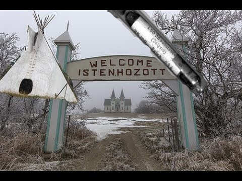 Creepy Places In Canada : Saskatchewan