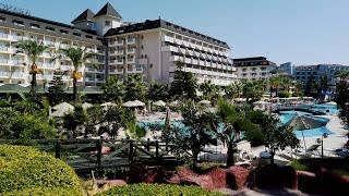 Турция Отель MC Arancia resort Аланья октябрь 2020