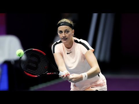2018 St. Petersburg Open First Round | Petra Kvitova vs Elena Vesnina | WTA Highlights