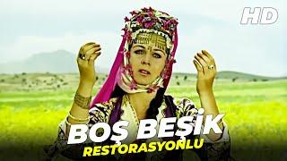 Boş Beşik (Restorasyonlu) | Fatma Girik Eski Türk Filmi |  Film İzle