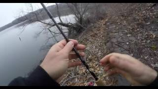 Hempstead lake park New York BASS FISHING