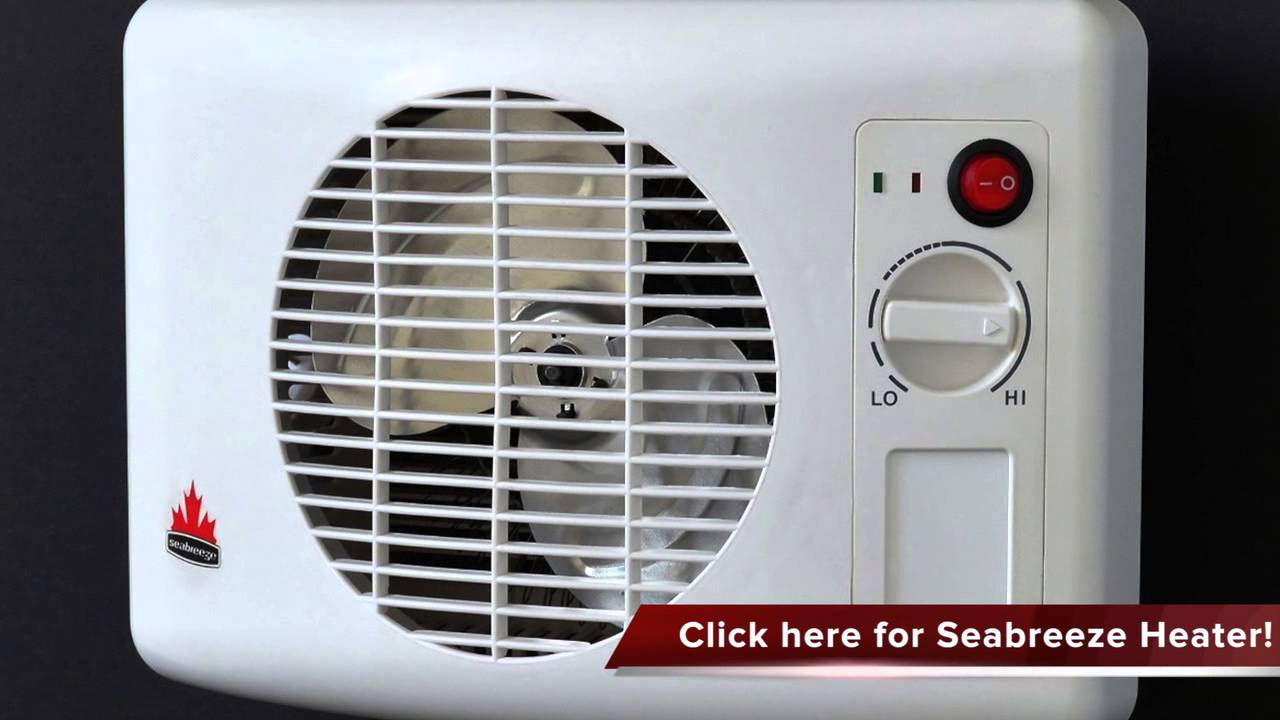Seabreeze Sf14ta Outlet Mountable Bed And Bathroom Heater Review
