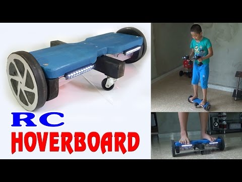 How To Make A Hoverboard Remote Controlled | Tutorial At Home