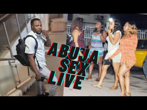 A Night With $£X WORKERS in Abuja Nigeria - Daily Vlog