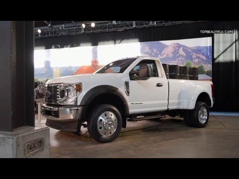 Ford F Series Super Duty 2020 Exterior and Interior