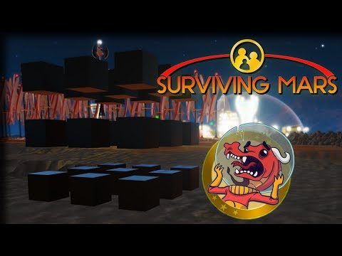 Mysteries of the Cube! – Surviving Mars Gameplay – Let's Play Part 8