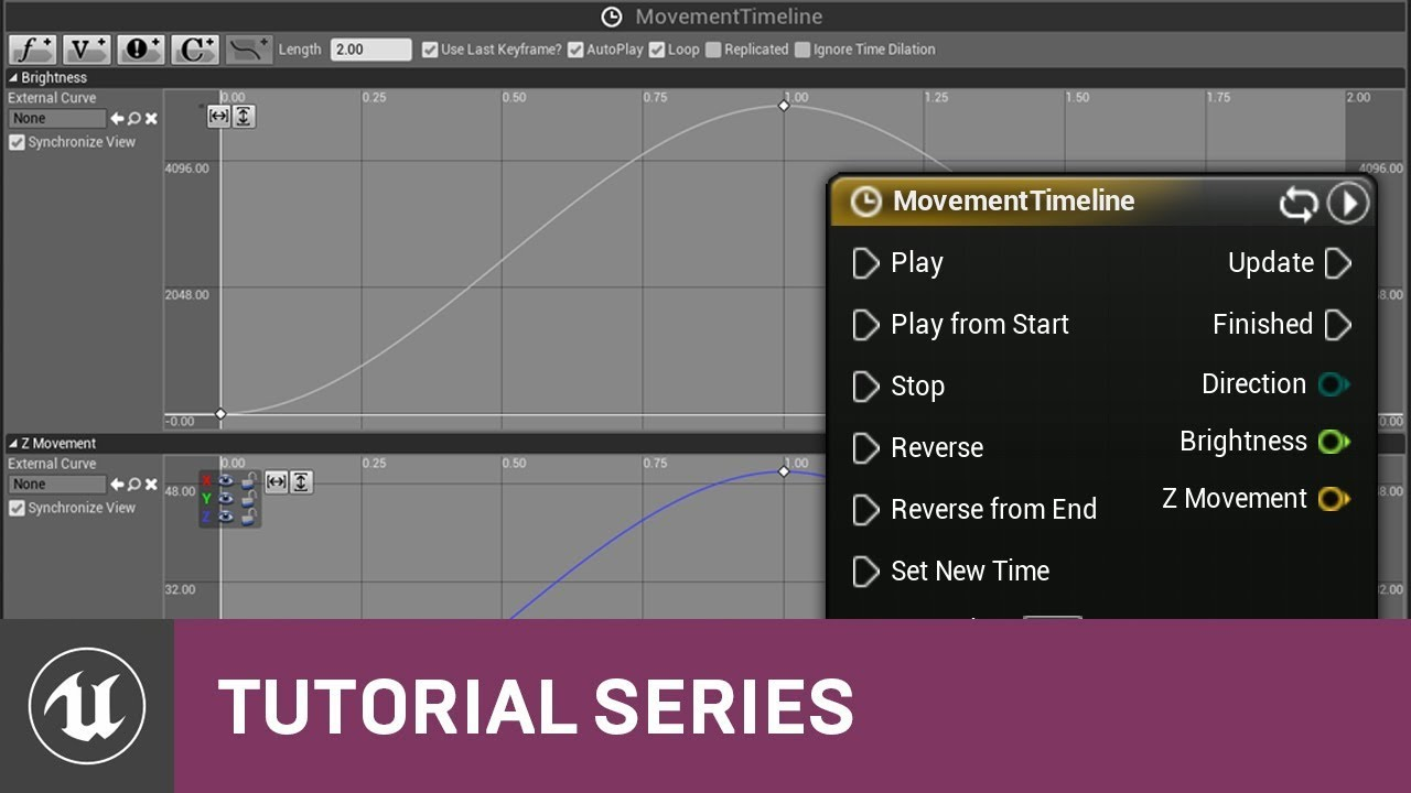 Blueprint quickshot changing things over time 07 v47 tutorial blueprint quickshot changing things over time 07 v47 tutorial series unreal engine malvernweather Gallery