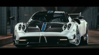 Pagani shoot with Richard Thompson | Phase One