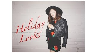 Holiday Looks | The Fashion Citizen Thumbnail